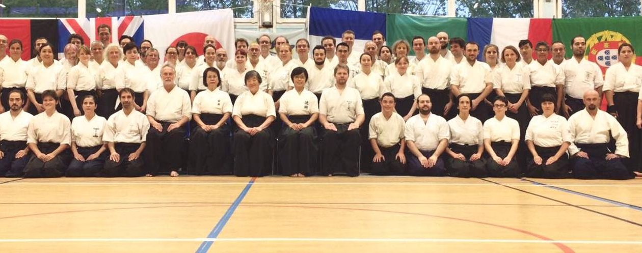 The 11th European Championships The European Naginata